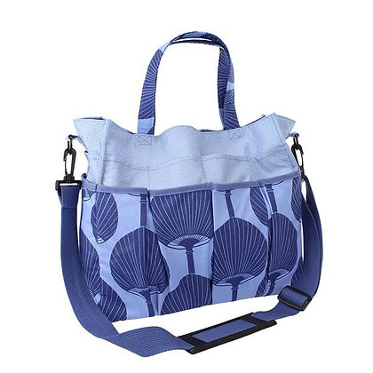 Florence Broadhurst Craft Carry All blue
