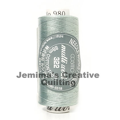 Cosmo Multi Work Embroidery Floss #980 322-980