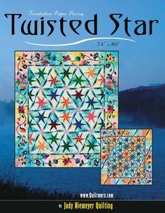 Twisted Star Pattern