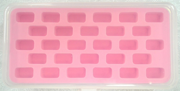 Hemline Bobbin Box Pink