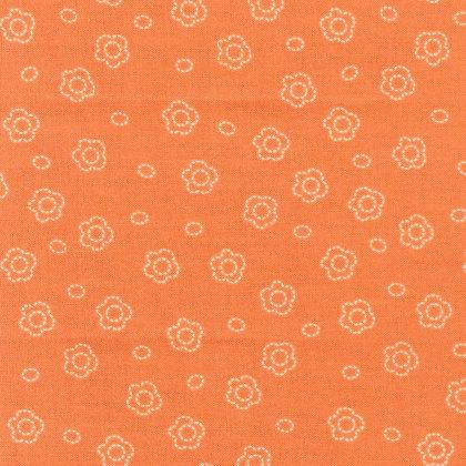 Hand made Orange 4507-477 Stof Fabrics
