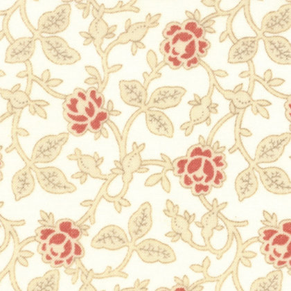 Moda Fabrics Glace' 3 Sisters 3976-11