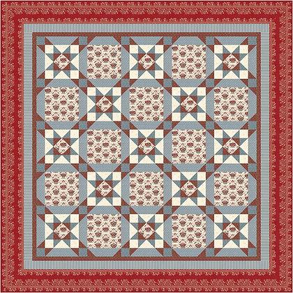Vive La France Quilt Pattern