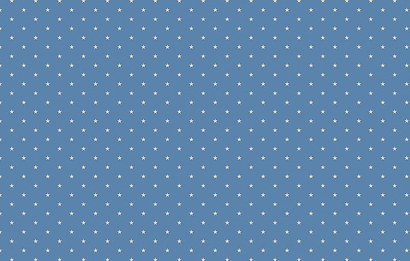 Nautical Blue stars  6079-11 kennard and kennard