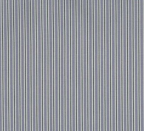 Ella's Basics Ticking Striped Stone Ella Blue 2007S
