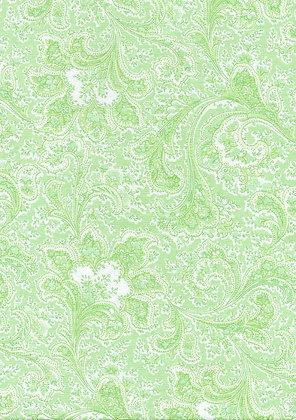 Malabar Green Wide back Fabric by Kennard and Kennard