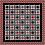 Thumbnail: Asian Twist Mini Quilt Pattern