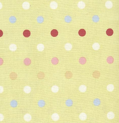 Alexander Henry Fabrics Play Day Dot 6641BR