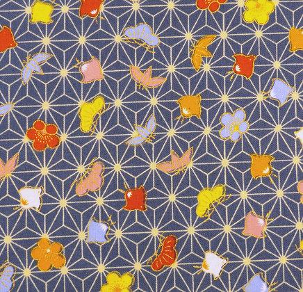 Blossom Blue 2550-77B