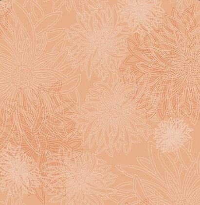 Floral Elements Sunset Art Gallery Studio Fabrics