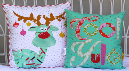 Claire Turpin Designs Cool Yule Pattern