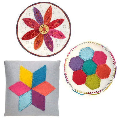 Wool Pin Cushion Patterns