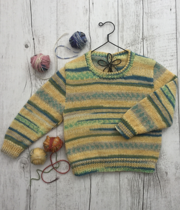 Monte Bianco Sweater Hat Kit
