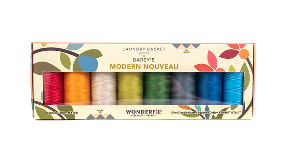 Laundry Basket Thread Pack Darcy's Modern Nouveau