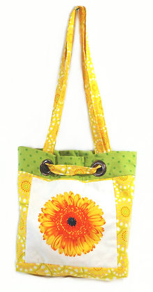 Gerbera Bag Pattern