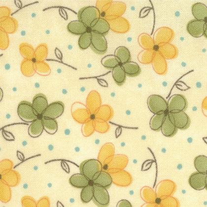 Moda Fabrics Frolic Sandy Gervais 17519-16
