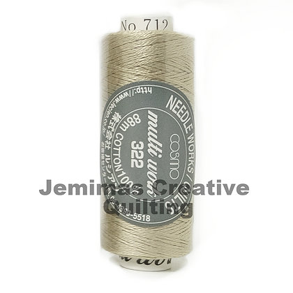 Cosmo Multi Work Embroidery Floss #712 322-712