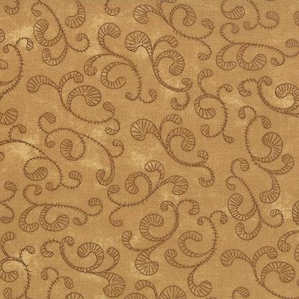 Moda Fabrics Late Bloomers Sandy Gervais 17628-11