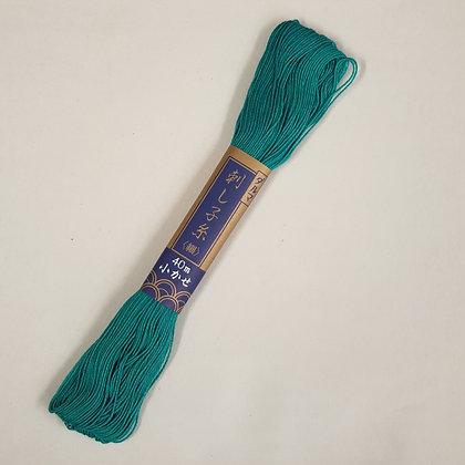 Sashiko Thread Fine 11 Jade