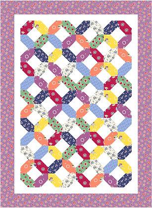 Rebecca's 1930's Quilt PDF Pattern