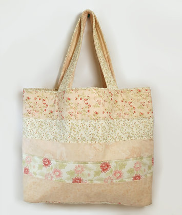 Buds and Bloom Tote Pattern