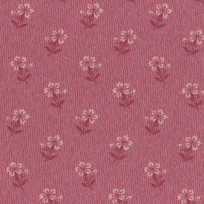 Lecien Fabrics Centenary Collection Pink Flower Yoko Saito 31404-20