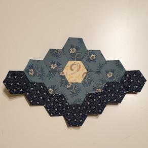 Free Mystery Hexagon Quilt Part 3