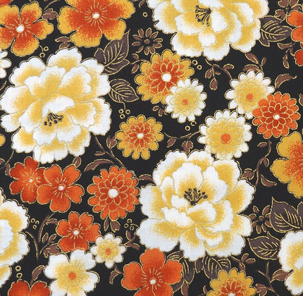Lotus 1304 Black timeless treasures