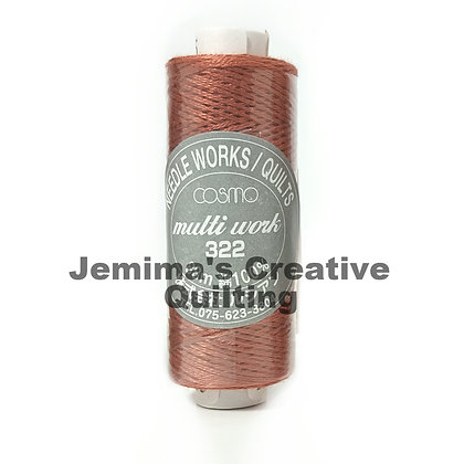 Cosmo Multi Work Embroidery Floss #465 322-465