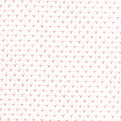 Moda Bunny Hill fabric Kindred Spirits baskets ivory 2897-11 moda fabrics