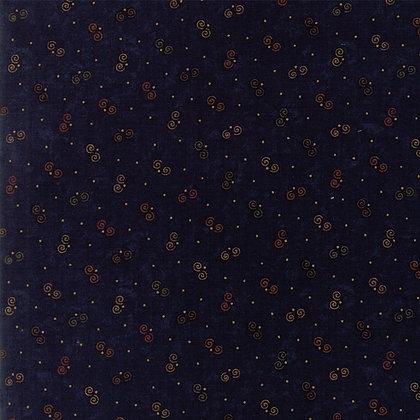 moda fabrics oak haven kansas troubles navy 9526-14 melbourne australia