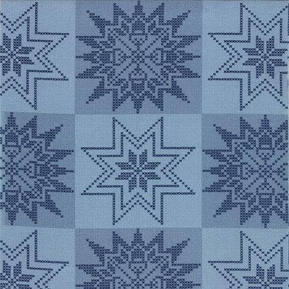 Moda fabrics Natures Basket Blackbird Designs 2721-12