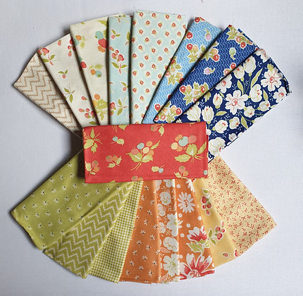 Fig Tree Favourites Fat Quarter Bundle 3