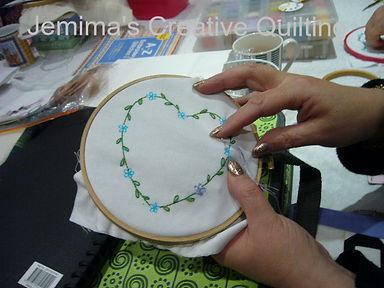 stitching club