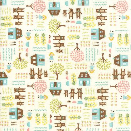 Home Sweet Home Stacy Iest Hsu 20572-11 moda fabrics