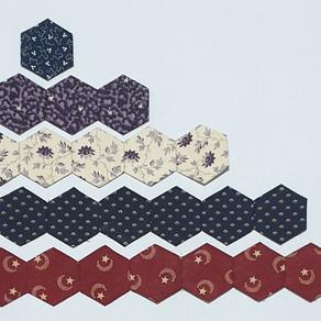 Mystery Hexagon Quilt Part 13