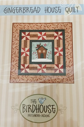 Gingerbread House Quilt Pattern
