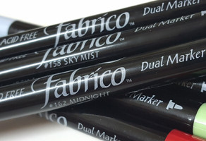 Fabrico Fabric Markers?