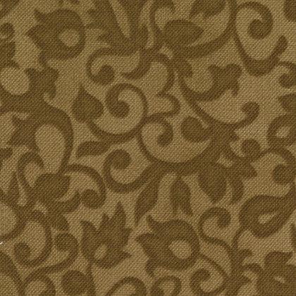 Cotton Blossoms Brown Vines Bonnie and Camille 55005-23 Moda Fabrics