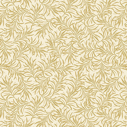 Boughs of Beauty Beige Wide Back Benartex Fabrics