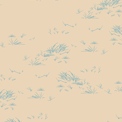 Art Gallery Fabrics Bound Growth Stone April Rhodes BOU-8046