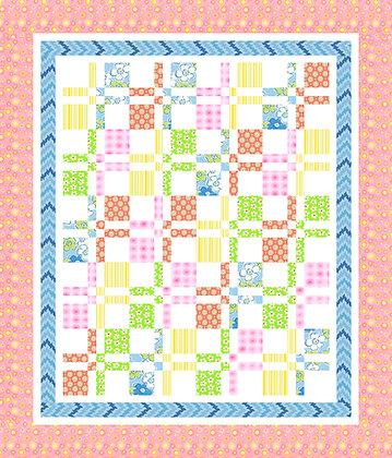 hubba bubba quilt pattern PDF