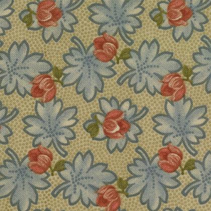 Wiscasset Minick and Simpson 14646-12 moda fabrics