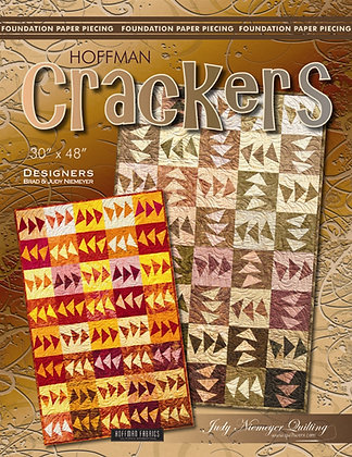 Hoffman Crackers Pattern