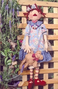 Betsy Anne Doll Pattern