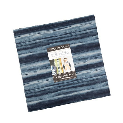 The Blues Janet Clare Layer Cake moda fabrics