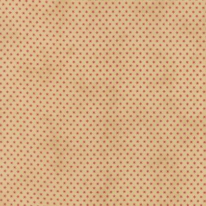 moda fabrics fern hill Jan patek 2184-11 tan stars melbourne australia