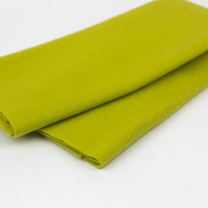 Sue Spargo Merino Wool Fabric LN10 Spring Leaf