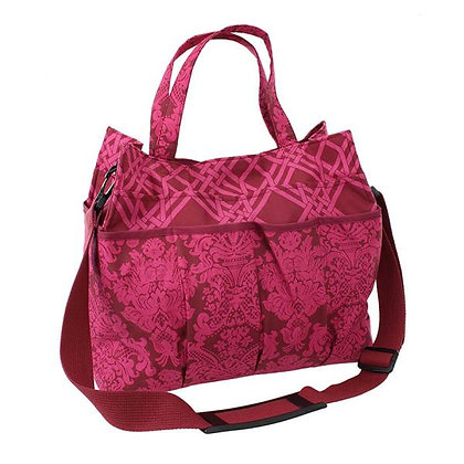 Florence Broadhurst Craft Carry All berry