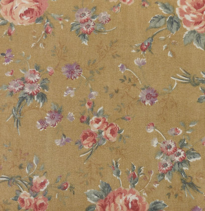 Lecien Fabrics Antique Flower 460-G